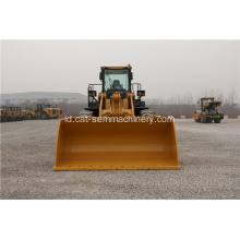 mesin konstruksi wheel loader / skid steer